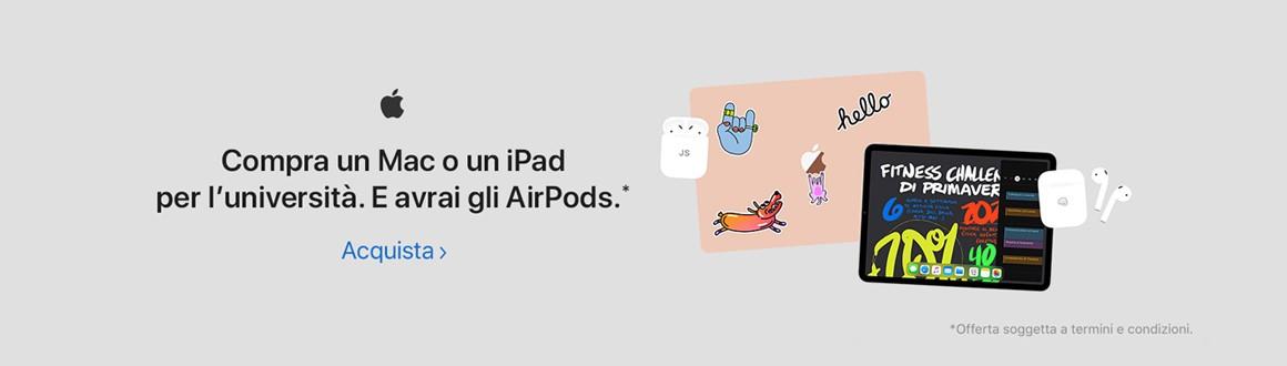 Codice sconto Apple