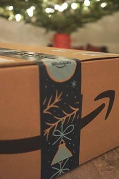 scatole amazon