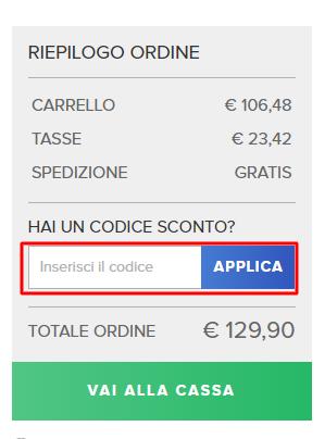 Codice sconto € 10 Geox Marzo 2020